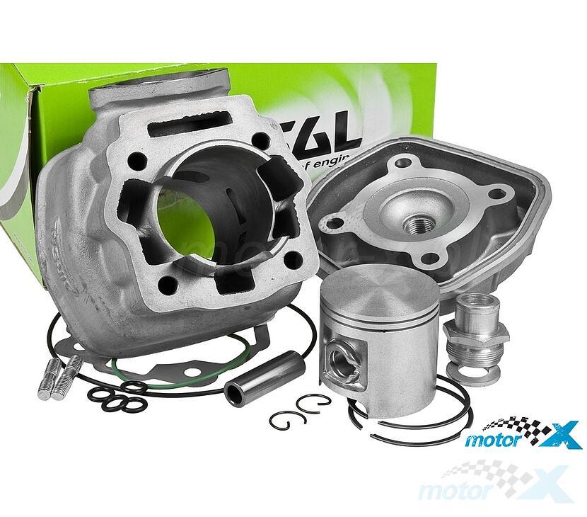 Cylinder Kit Airsal Iron Sport 70cm³, Aprilia / Derbi / Gilera 2006-