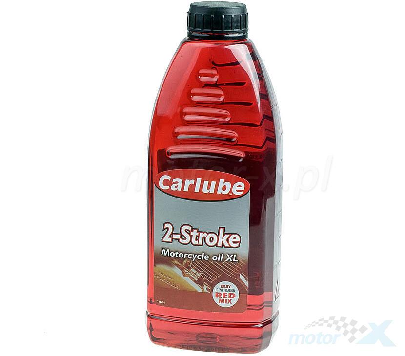 Olej 2T Carlube XL mineralny 2T 1L