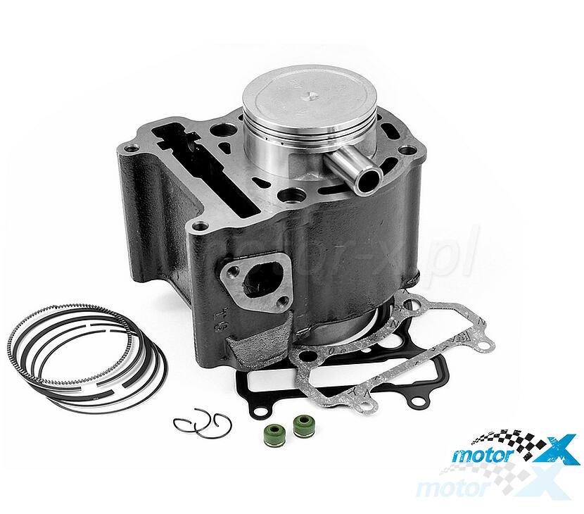 Cylinder Kit TNT 250cm³, Aprilia / Malaguti / MBK / Yamaha 250 4T (bez głowicy)
